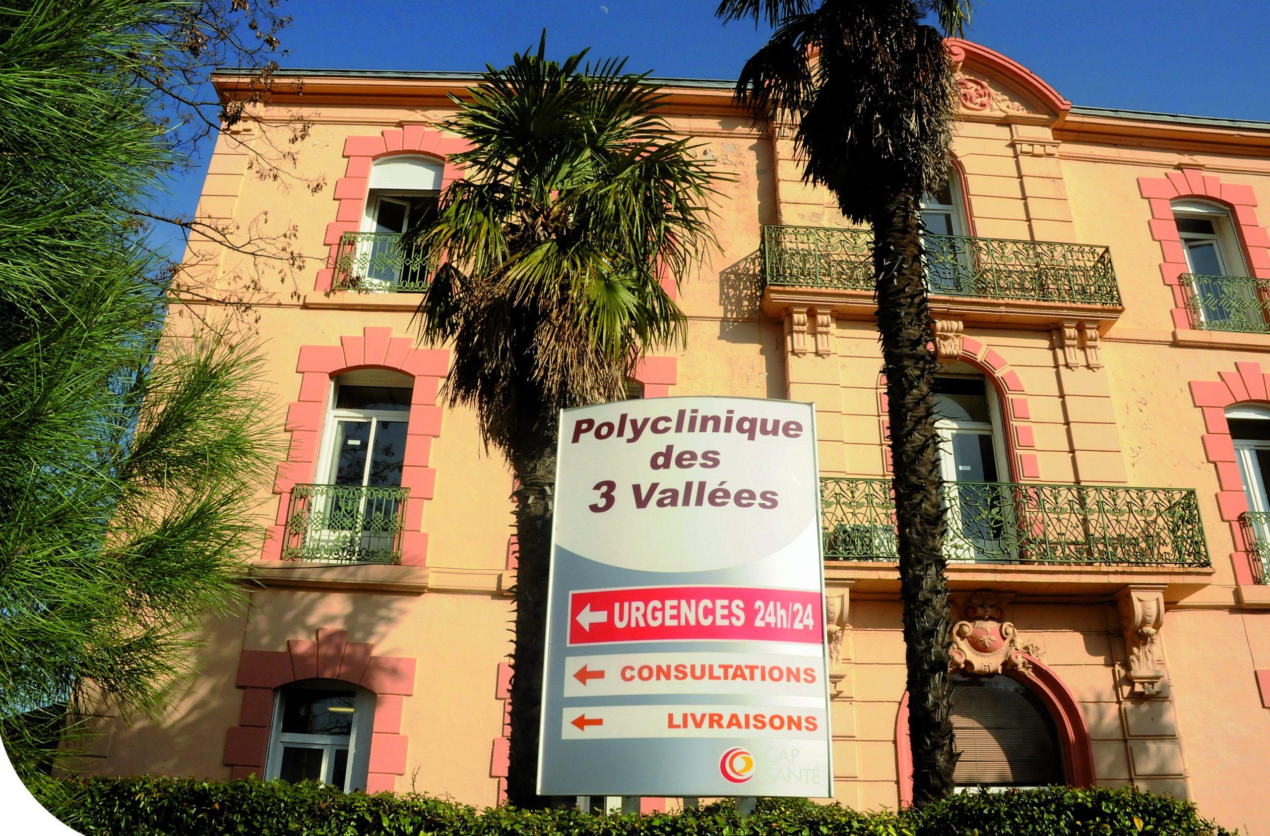 Polyclinique des 3 Vallées