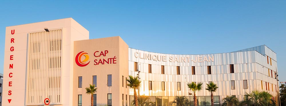 Nouvelle Clinique Saint Jean - Sud de France